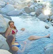 Buena Vista & Salida Hot Springs & Cool Skiing