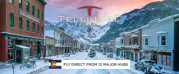Top 5 Reasons to Visit Telluride